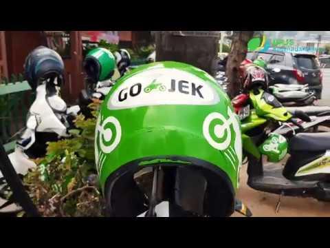 Driver Gojek Penerima Manfaat JKK Dari BPJS Ketenagakerjaan Bandar Lampung