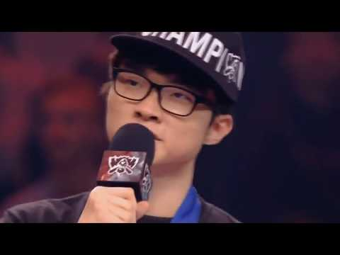 That's why Faker is the best League Player in the World!