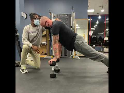 Chicago Firefighter Rehab