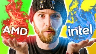 AMD vs Intel Title Fight!