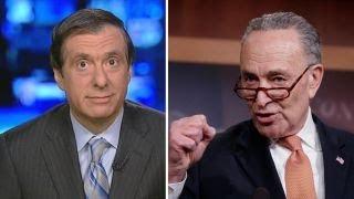 Kurtz: Even liberals dumping on the Democrats