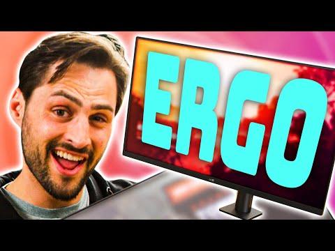 """External Review Video 5mmpjlRtZX8 for LG 32UN880-B UltraFine 32"""" Ergo Monitor"""
