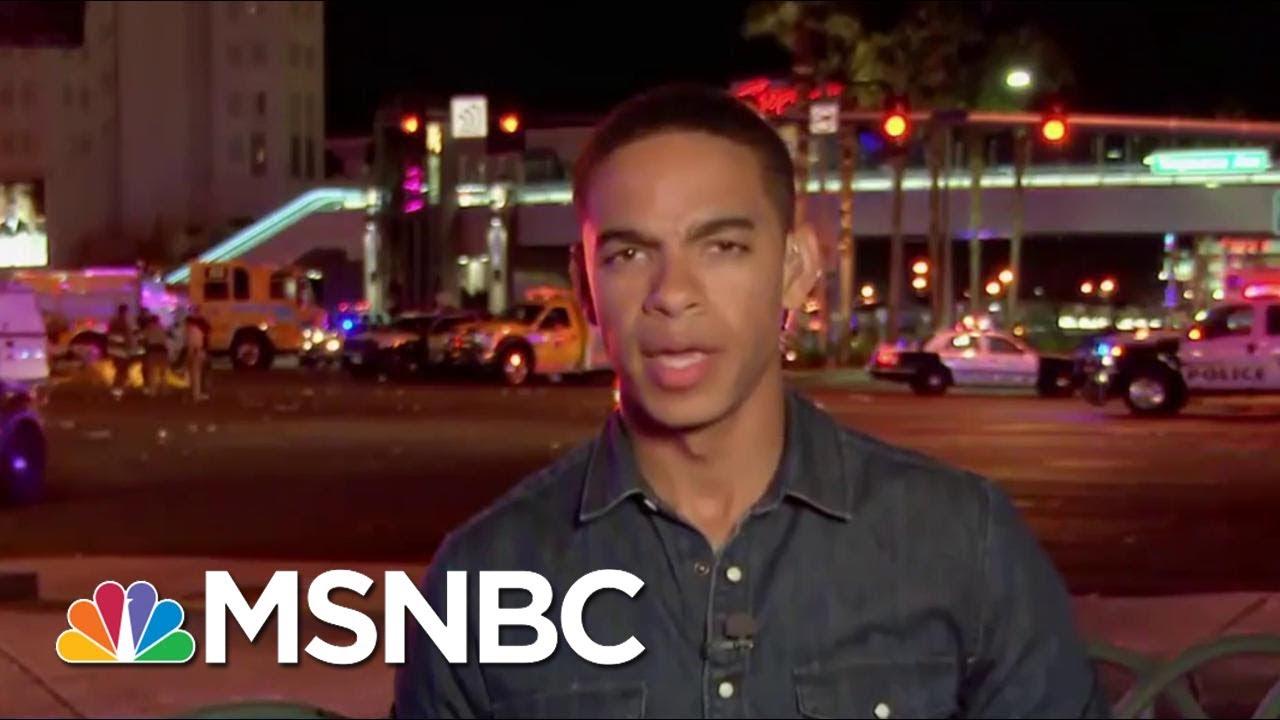 Las Vegas Shooting Suspect Identified | MSNBC thumbnail