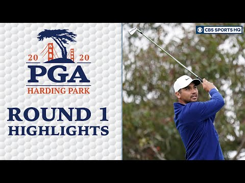 PGA Championship: Round 1 Highlights | Jason Day, Brendon Todd hold slim lead | CBS Sports HQ