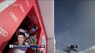 Marcel Hirscher Der Letzte Super-g Der Saison In AARE Platzt 10