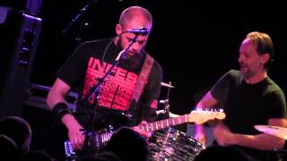 "Baroness ""Take My Bones Away"" 5-26-2013 Live at The Jewish Mother"