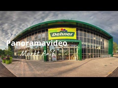Panoramavideo vom Dehner Gartencenter in Anif