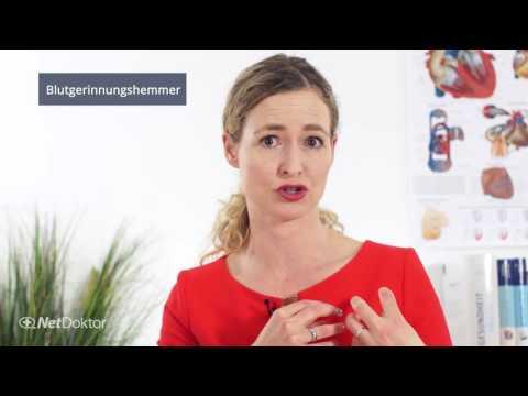 Medikamente gegen Bluthochdruck nicht Husten verursachen