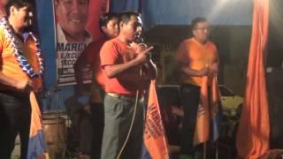 preview picture of video 'proclamacion barrio Lourdes marcial rengifo ejecutivo seccional de yacuiba TPT'