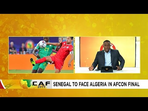 AFCON Daily: Senegal and Algeria to clash in finals [Episode 14]