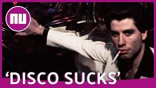 Hoe disco voortleefde na historische verbranding Disco Demolition   NU.nl