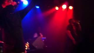 Tha Alkaholiks - Bully Foot, live @Exil Club, Zurich 31.03.2011 Part 8