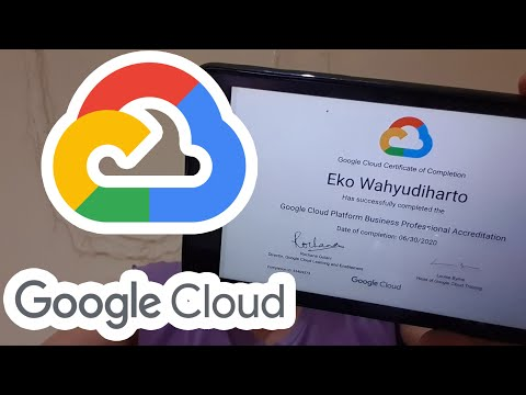 Course Review of Google Cloud Platform Business Professional Accreditation - #85