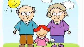 дідусь мій і бабуся