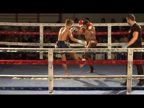 Muay Combats - Kevin Martínez (Muay Combat) vs Rui Botelho (Dinamite Team Portugal)
