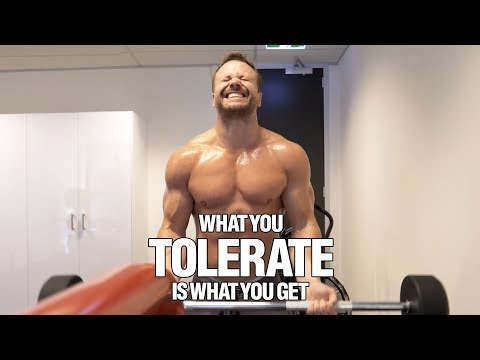What You Tolerate is What You Get