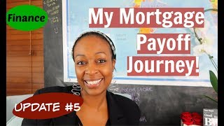 Paying Off My $600K Home ~ Mortgage Payoff Journey Update 5  (-412,070)