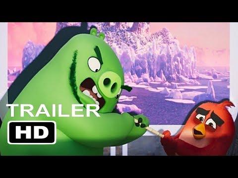 Ангри Бирдс в кино 2 — Русский трейлер 2 (2019)
