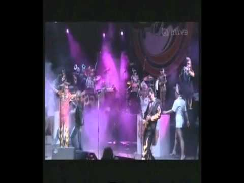 LENINGRAD COWBOYS feat IRINA -- MY ONLY ONE ( Tribute Hurriganes )