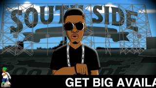 Get Big Remix Cartoon Music Video by of @BYOBent
