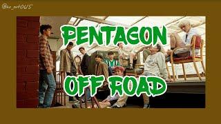Pentagon - Off Road (Japanese Ver)
