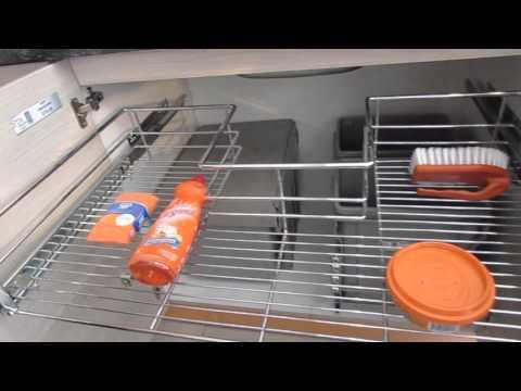 Bajo Fregadero Accesorios para Cocina Ferromadera Quito