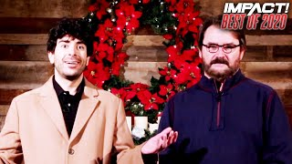 Tony Khan's Newest PAID AD on IMPACT Wrestling! | IMPACT! Highlights Dec 22, 2020