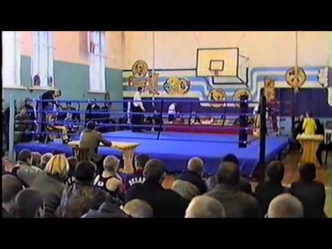 Из 90х/Из нулевых # 2004 # Соревнования по кикбоксингу # XI Пушкинский театральный фестиваль