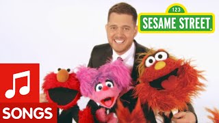 Sesame Street: Believe in Yourself Song (Michael Bublé&Elmo)