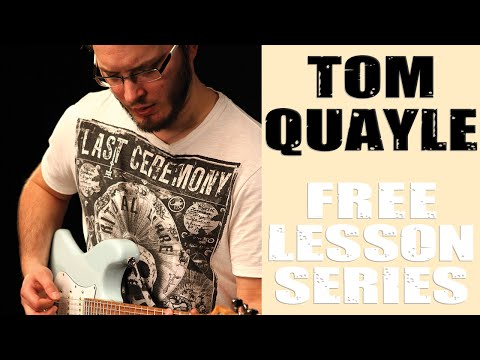 Modernise the Pentatonic Scale | Free Guitar Lesson 4