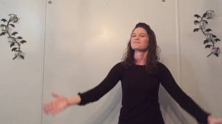All The Way, My Savior Leads Me by Chris Tomlin in ASL