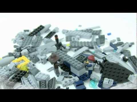 Vidéo LEGO Star Wars 8128 : Cad Bane's Speeder