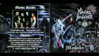 Maniac Butcher full album - Masakr