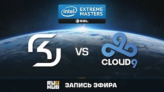 SK Gaming vs Cloud9 - IEM Katowice - Group B - de_nuke [ceh9, CrystalMay]