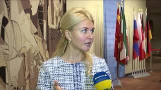 Юлія Світлична виступила на Генеральній Асамблеї ООН