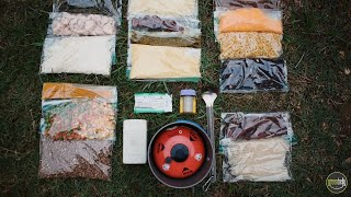 5 Easy Backpacking Meal Recipes [5 Ingredients Or Less]