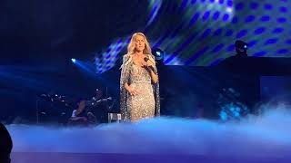 """Céline Dion, """"My Heart Will Go On,"""" Live at the Colosseum at Caesars Palace, 2 January 2019"""