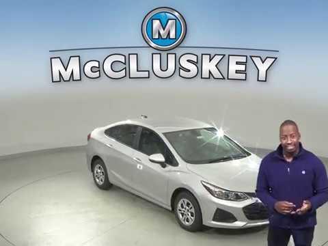 New 2019 Chevrolet Cruze LS