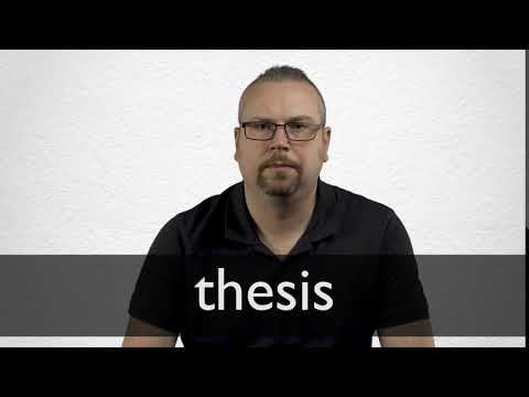 Thesis and dissertation search