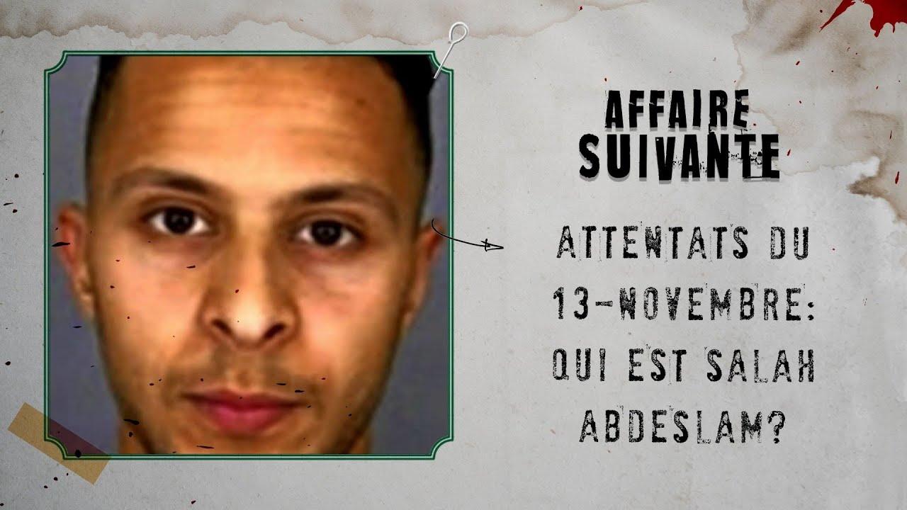 Attentats du 13-Novembre: qui est Salah Abdeslam ?
