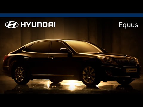 Hyundai  Equus Седан класса F - рекламное видео 2