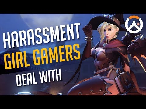 Toxic Overwatch Harassment Girl Gamers Deal With