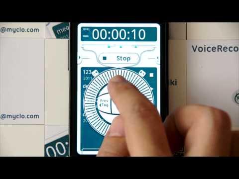 Video of VoiceRecorder Pro