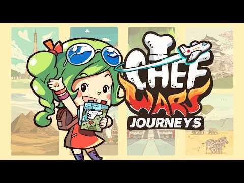 Vidéo Chef Wars Journeys