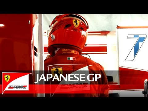 Japanese Grand Prix - Behind the scenes