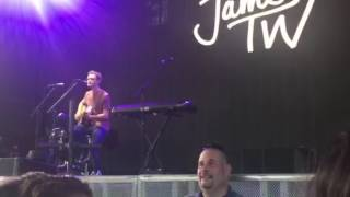 James TW   When You Love Someone (Live)