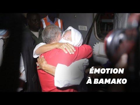Γαλλίδα που έμεινε 4 χρόνια αιχμάλωτη τζιχαντιστών ξανασμίγει με τον γιο της!
