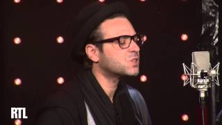 Adam Cohen - We go home en live dans le Grand Studio RTL - RTL - RTL