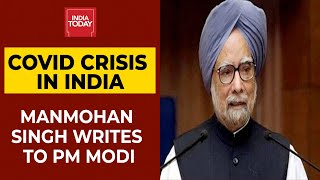 Manmohan Singh Writes To PM Modi, Emphasis On Ramping Up Covid Vaccination Drive  - Download this Video in MP3, M4A, WEBM, MP4, 3GP