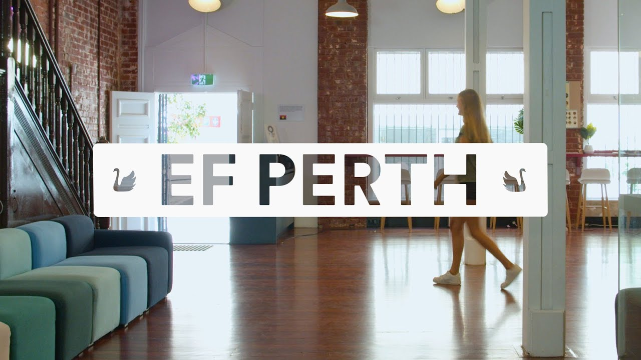 EF Perth – Campus Tour